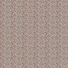 Bouquet Flamestitch Decorator Fabric by Fabricut