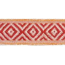 Red/Orange Trim by Schumacher