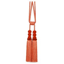 Tie Back Coral Trim by Highland Court