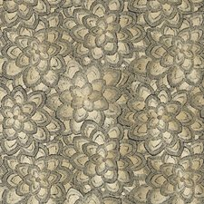 Gold Decorator Fabric by Schumacher