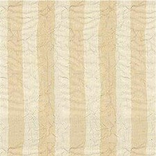 Rust/Beige Stripes Decorator Fabric by Kravet