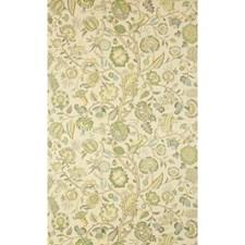 Jasper/Tan Botanical Decorator Fabric by Brunschwig & Fils