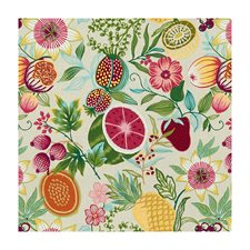 Fiesta Botanical Decorator Fabric by Brunschwig & Fils