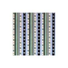 Vert Stripes Decorator Fabric by Brunschwig & Fils