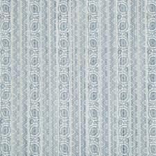 Blue Small Scales Decorator Fabric by Brunschwig & Fils