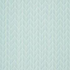Lagoon Flamestitch Decorator Fabric by Brunschwig & Fils