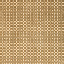 Sand Geometric Decorator Fabric by Brunschwig & Fils