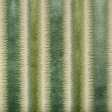Aloe Stripes Decorator Fabric by Brunschwig & Fils