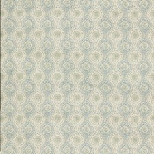 Sky/Aqua Ethnic Decorator Fabric by Brunschwig & Fils