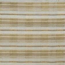 Aquamarine Stripes Decorator Fabric by S. Harris