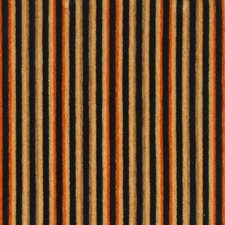 Stained Glass Stripes Decorator Fabric by S. Harris