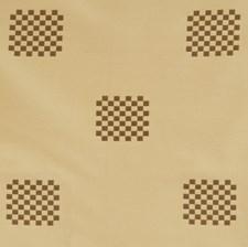 Salt/Pepper Check Decorator Fabric by S. Harris