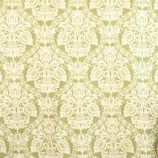 Spearmint Jacquard Pattern Decorator Fabric by S. Harris