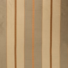 Amberglow Stripes Decorator Fabric by S. Harris