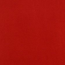 Red Solid Decorator Fabric by S. Harris