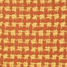 Coral Jacquard Pattern Decorator Fabric by S. Harris
