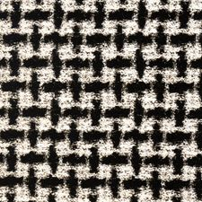 Black Pearl Jacquard Pattern Decorator Fabric by S. Harris