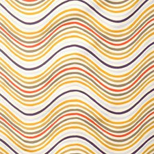 Earthwork Geometric Decorator Fabric by S. Harris