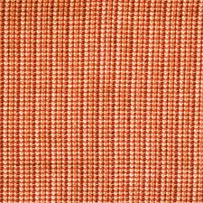 Red Pepper Small Scale Woven Decorator Fabric by S. Harris