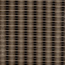 Brunette Geometric Decorator Fabric by S. Harris