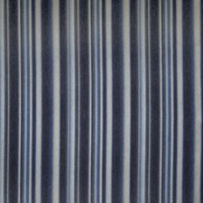 Cobalt Stripes Decorator Fabric by S. Harris