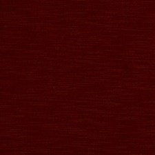 Cranberry Solid Decorator Fabric by S. Harris