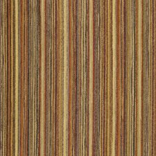 Amber Sky Stripes Decorator Fabric by S. Harris