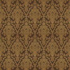 Toffee Print Pattern Decorator Fabric by Vervain