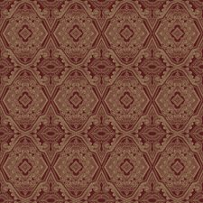 Crimson Embroidery Decorator Fabric by Fabricut