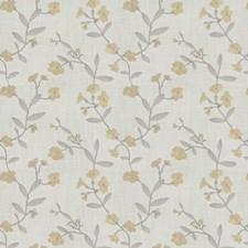 Midas Embroidery Decorator Fabric by Fabricut