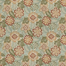 Bouquet Floral Decorator Fabric by Trend