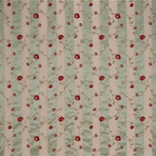 Celadon Botanical Decorator Fabric by Kravet