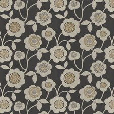 Marble Floral Decorator Fabric by Trend