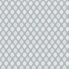 Wedgwood Lattice Decorator Fabric by Fabricut