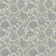 Surf Floral Decorator Fabric by Trend