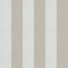 Salt Stripes Decorator Fabric by S. Harris