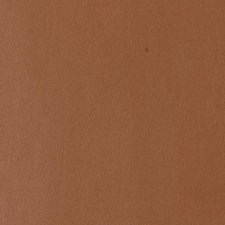 Terracotta Faux Leather Decorator Fabric by Duralee