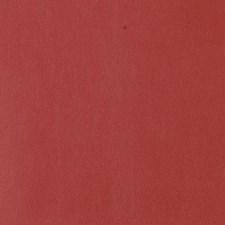 Poppy Red Faux Leather Decorator Fabric by Duralee