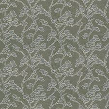 Sea Leaves Decorator Fabric by Stroheim
