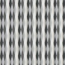 Noir Contemporary Decorator Fabric by S. Harris