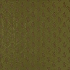 Green/Pink/Brown Paisley Decorator Fabric by Kravet