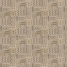 Bronzed Embroidery Decorator Fabric by S. Harris