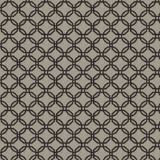 Charcoal Embroidery Decorator Fabric by Fabricut