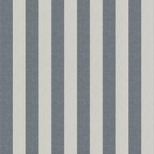 Porcelain Stripes Decorator Fabric by Fabricut