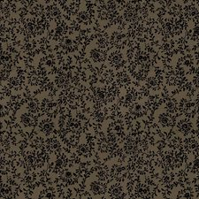 Brown Botanical Decorator Fabric by Kravet