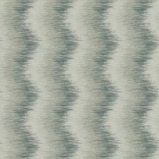 Ocean Geometric Decorator Fabric by Trend