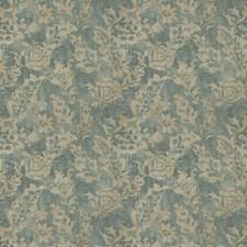 Ceramic Floral Decorator Fabric by Fabricut