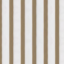 White/Beige Stripes Decorator Fabric by Kravet