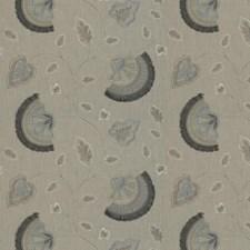 Moonrock Embroidery Decorator Fabric by Fabricut
