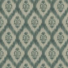 Robin's Egg Print Pattern Decorator Fabric by Fabricut